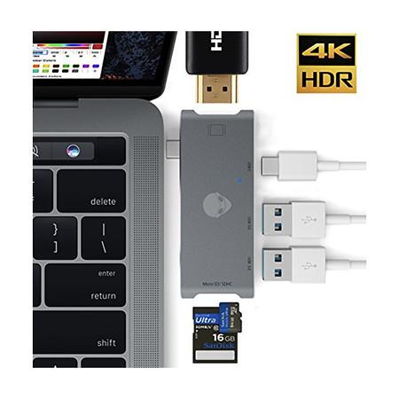 HUB HDMI tipo C