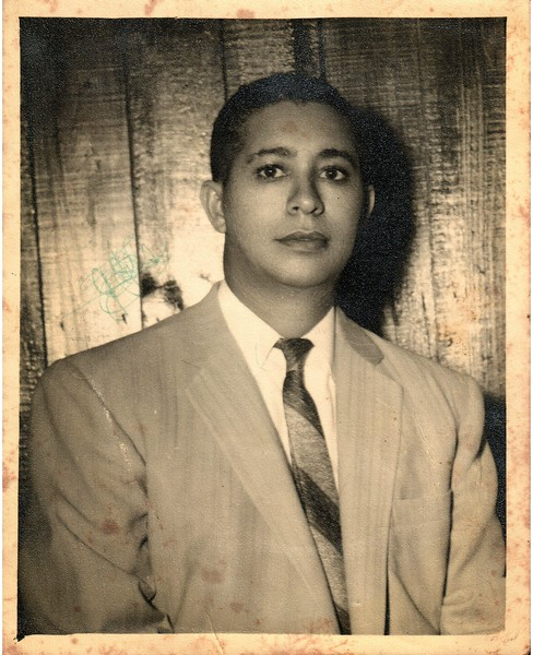 My mother's father, my abuelo Jose.