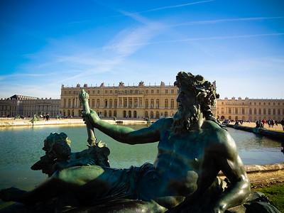 Le Rhone-Versailles, France. September, 2011.