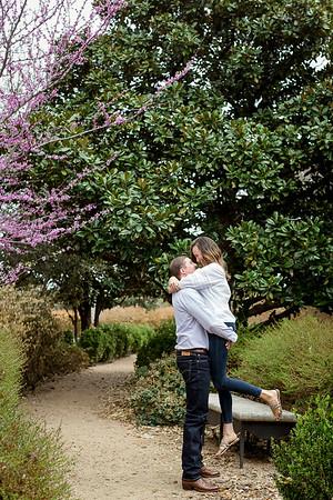 Sarah & Jacob Engagement session Houston, TX