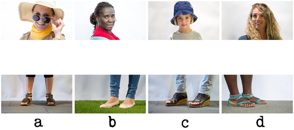 Shoe Quiz #6