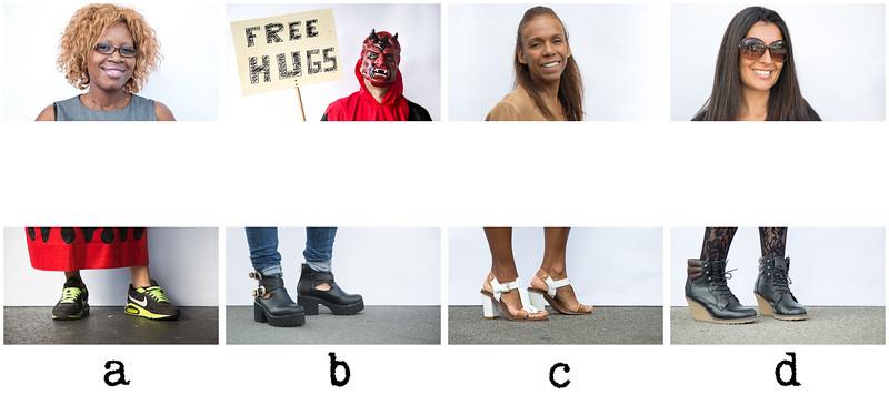 Shoe Quiz #2