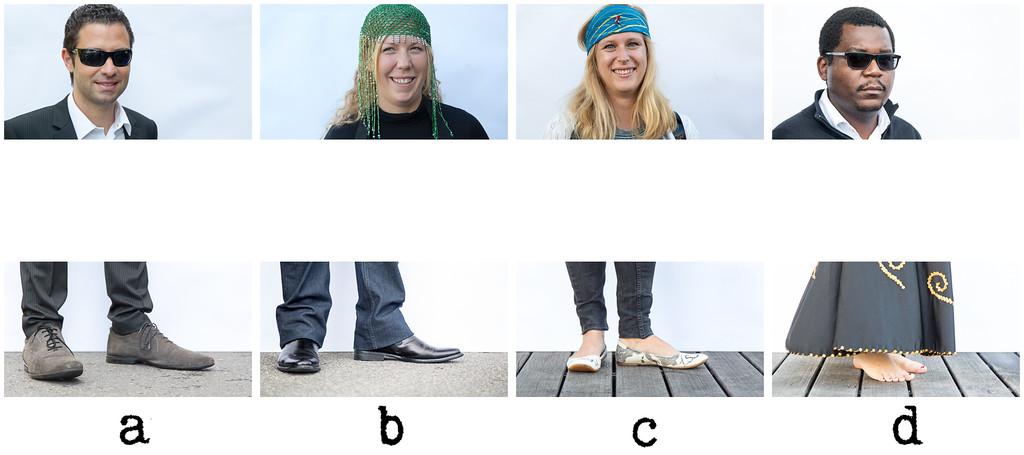 Shoe Quiz #5