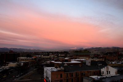 Missoula Sunrise