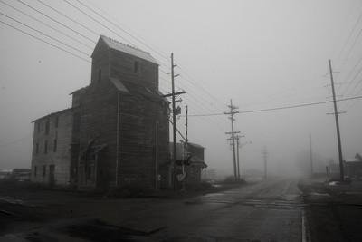 Fog in Ronan