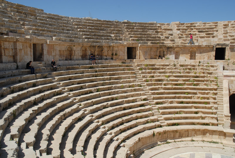 Jerash theatre