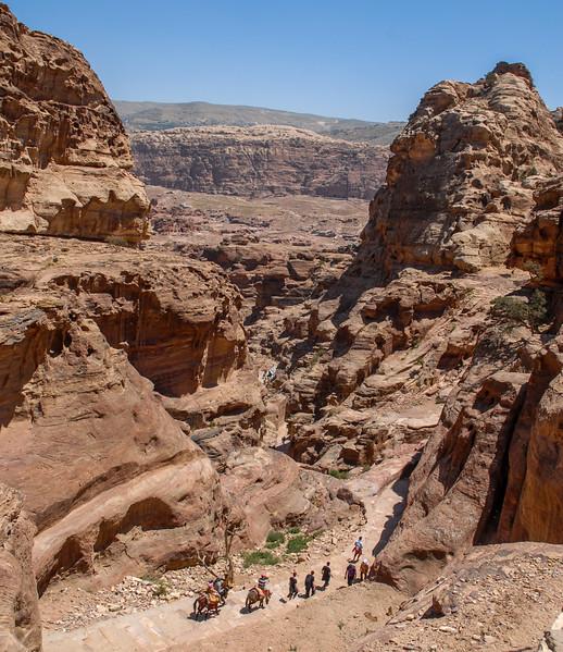 The Hike to Ad Deir