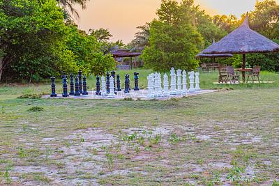 Floor Chess game Lekki Conservation Center, Lekki Lagos Nigeria.