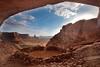 False Kiva <br /> Canyonlands National Park