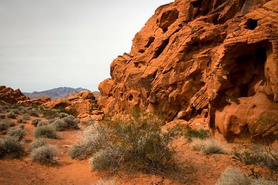 Nevada Red Rocks