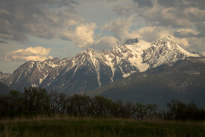 Mission Mountains, Montana