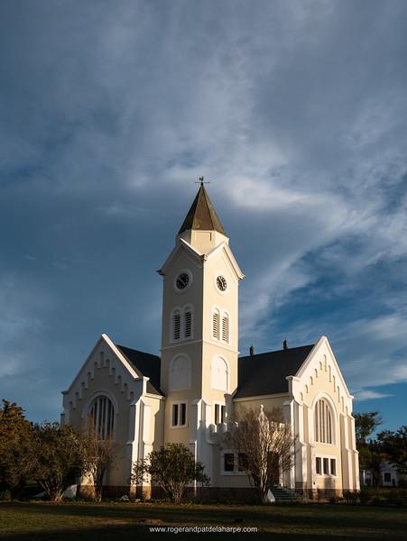 NGK Dutch Reformed Church. McGregor. Western Cape. South Africa