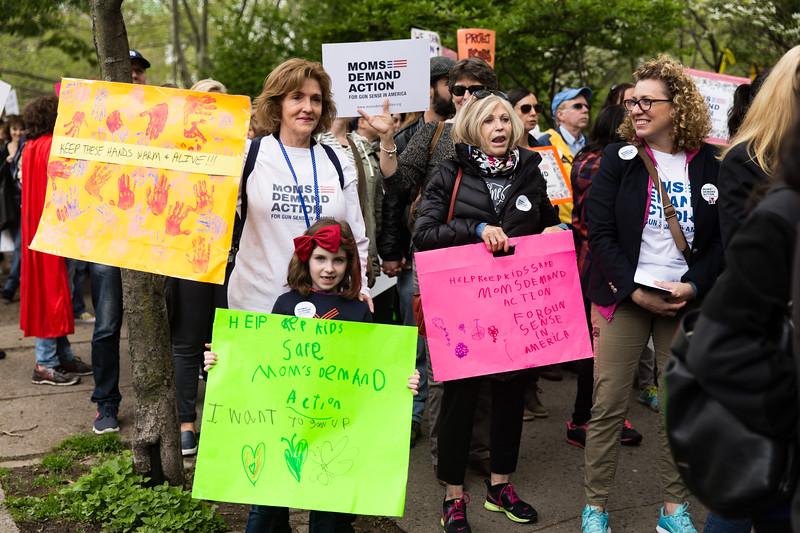 Moms Demand Action, May 7 2016