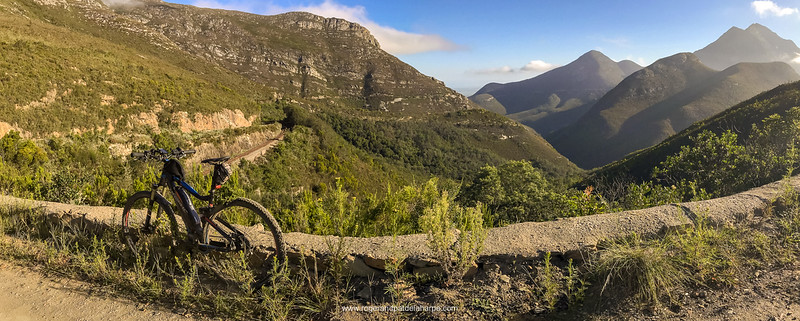 Mountain Biking. George. Western Cape. South Africa