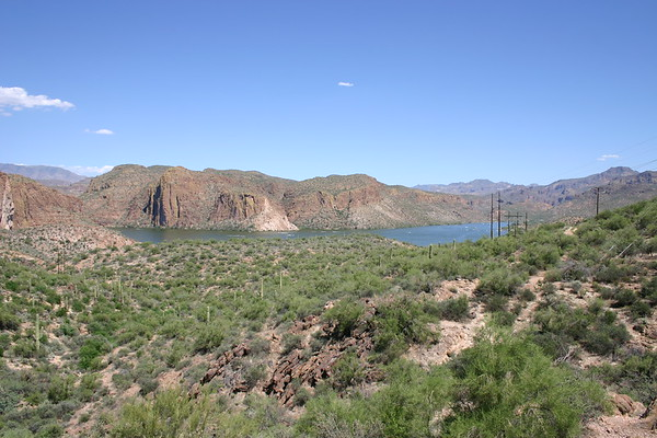 Canyon Lake and old mine001