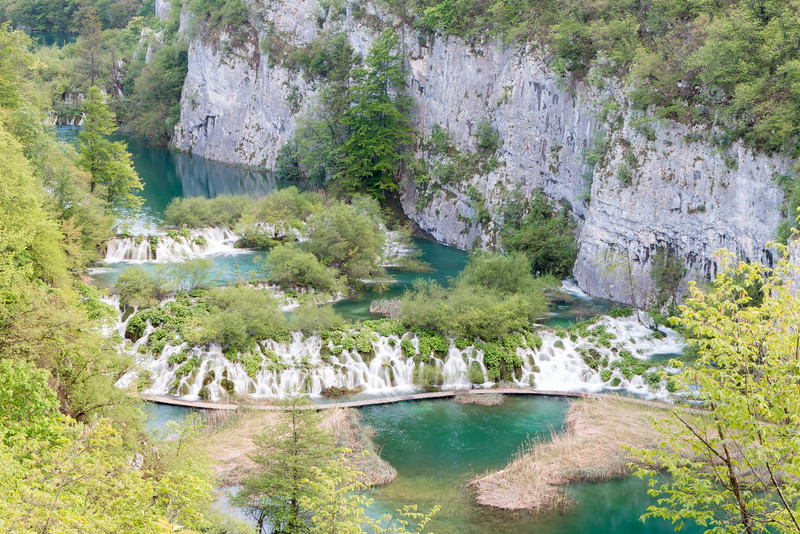 Lower Lakes, Plitvice Lakes National Park, Croatia