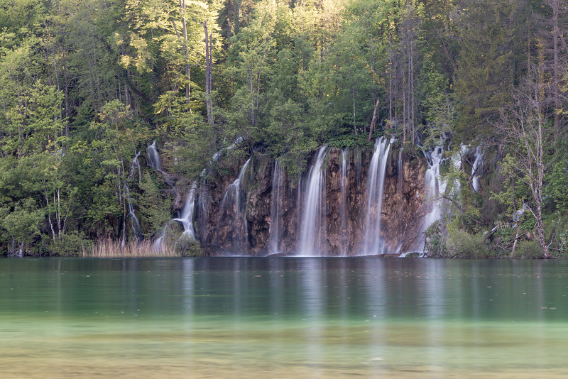 Plenty of waterfalls, Plitvice Lakes National Park, Croatia
