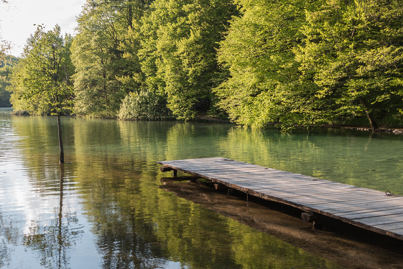 Serene environment