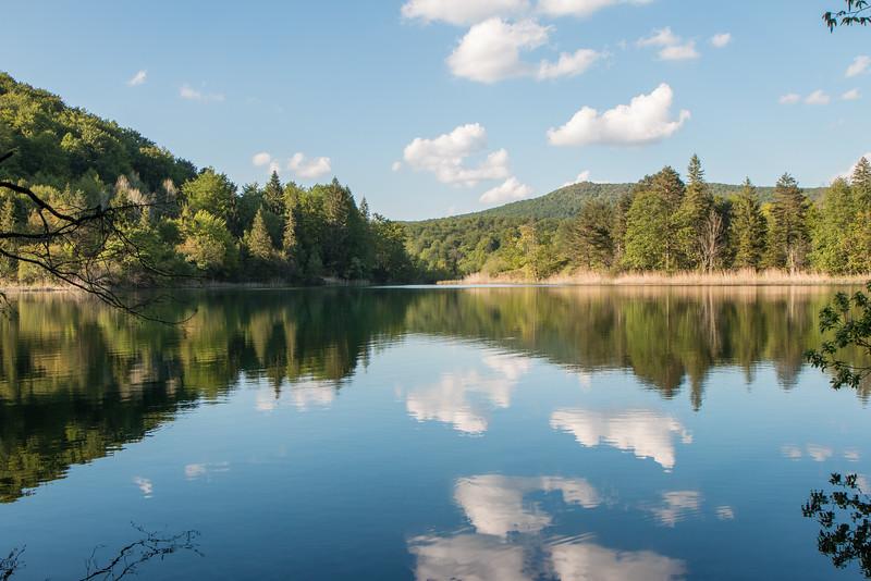 Clouds, Plitvice Lakes National Park, Croatia