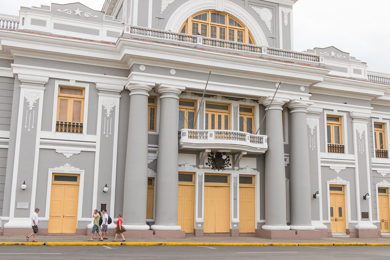 Palacio de Gobierno, Cienfuegos