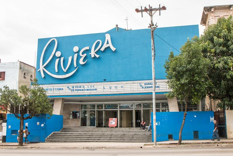 Riviera, Havana, Cuba