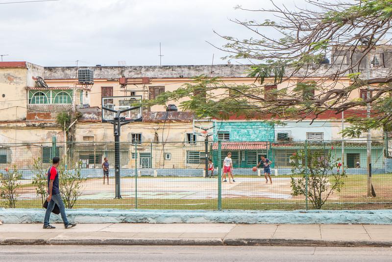 School, Havana, Cuba