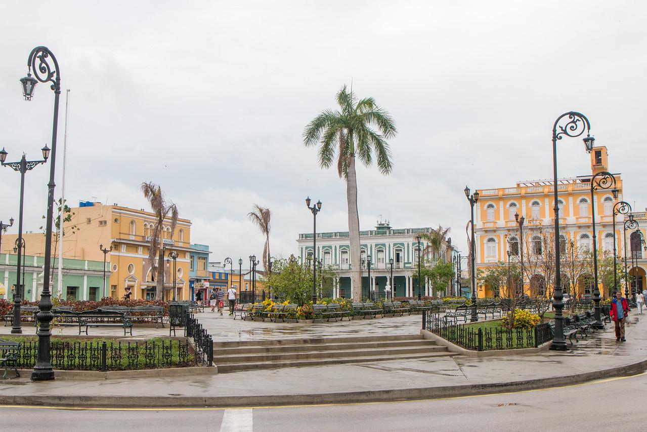 Parque Serafin Sanchez
