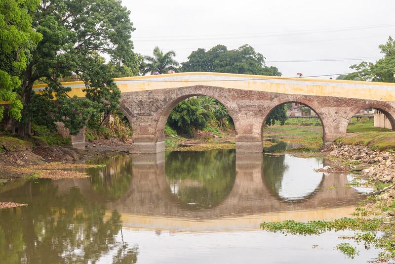 Yayabo River bridge, Sancti Spiritus