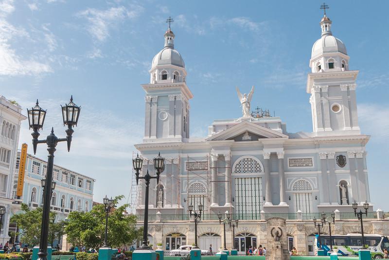 Catedral de la Asunción, Santiago de Cuba