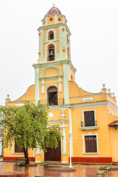 Iglesia y Convento de San Francisco, Trinidad, Cuba
