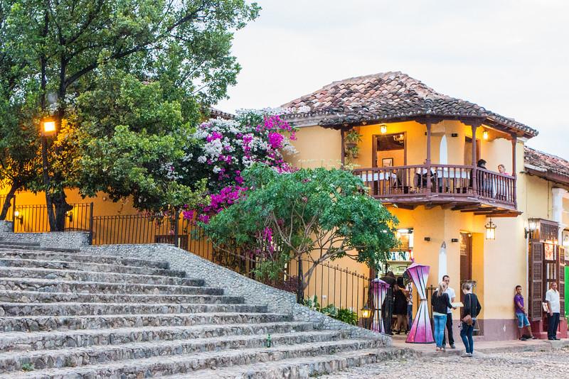 Casa de los Conspiradores, Trinidad