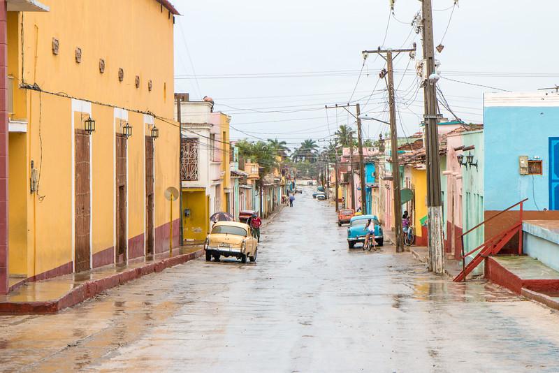 Colour everywhere, Trinidad