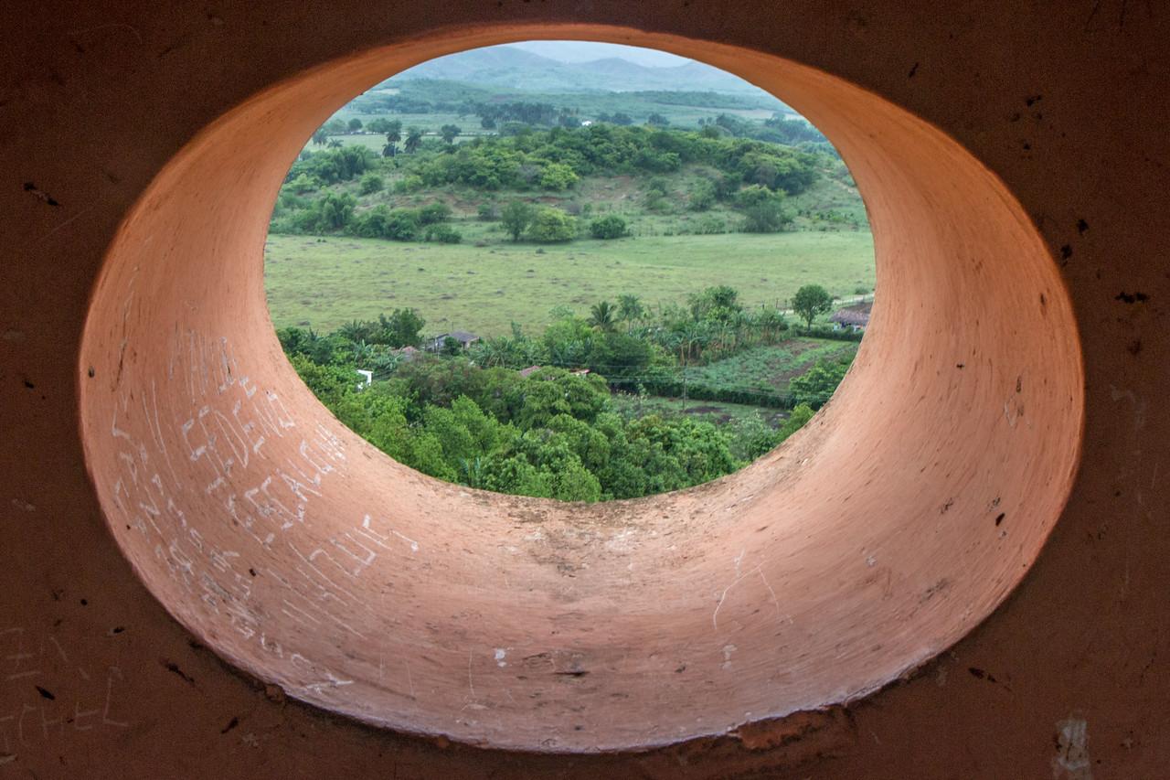 Manaca Iznaga Tower lookout