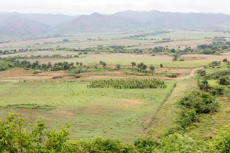 Valle de los Ingenios from Mirador de La Loma del Puerto, Cuba