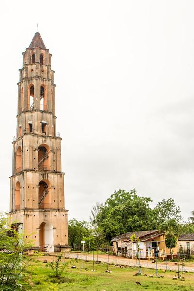 Torre de Manaca Iznaga, Cuba