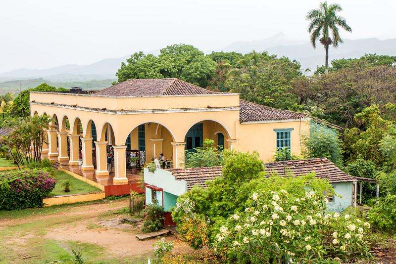 Manaca Iznaga, Cuba