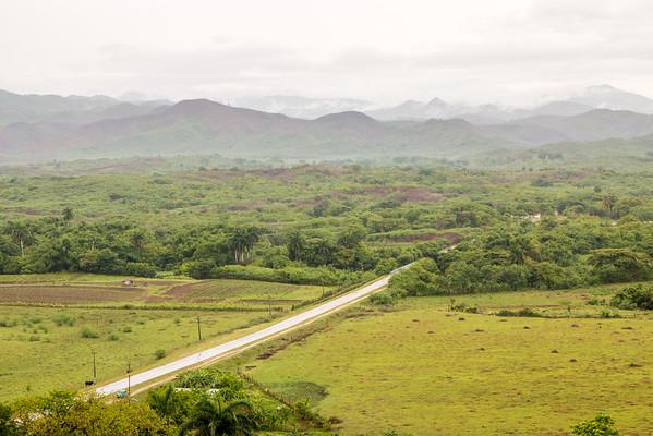 View from Manaca Iznaga Tower
