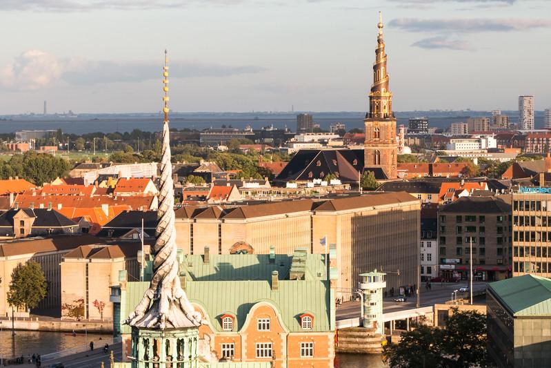 The Spire, Copenhagen