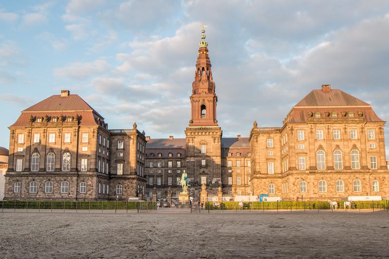 Christiansborg, Copenhagen
