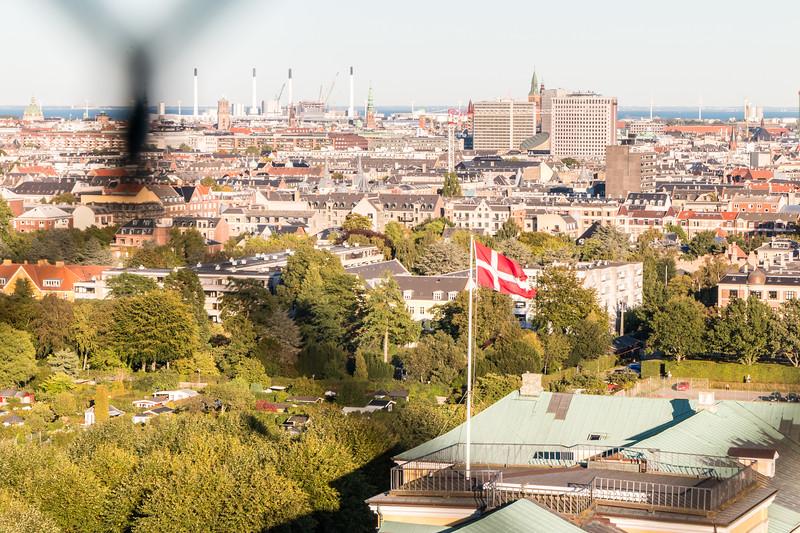 Copenhagen Zoo views