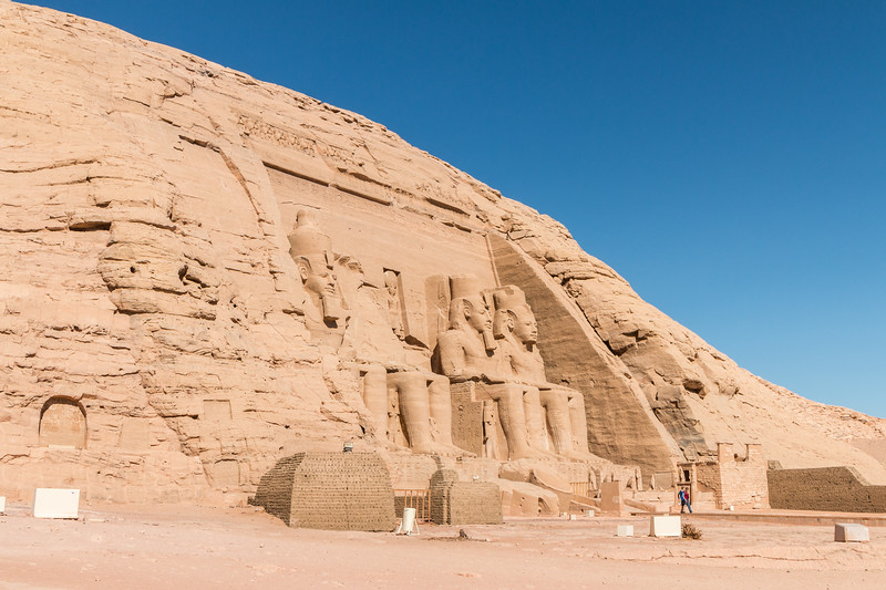 Temple of Ramesses II, Abu Simbel, Egypt