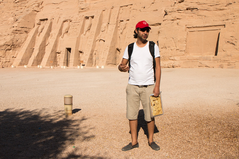 Guide Abu Simbel