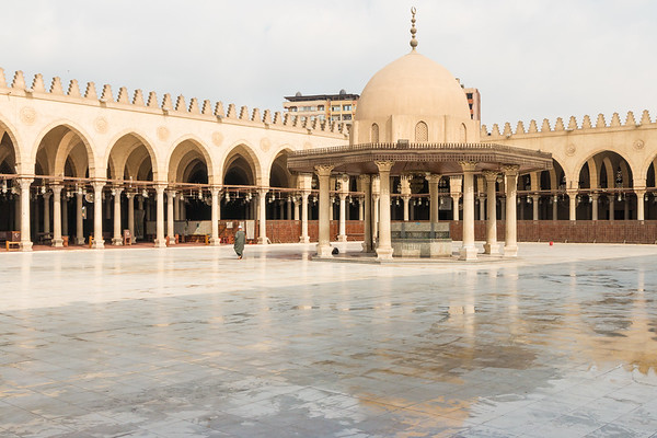 Mosque of Amr
