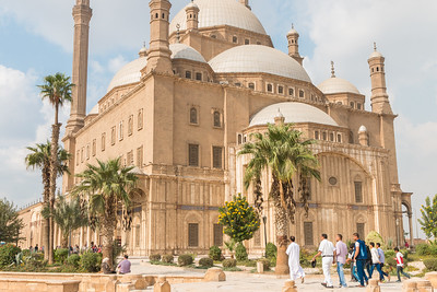 Grand Mosque, Cairo