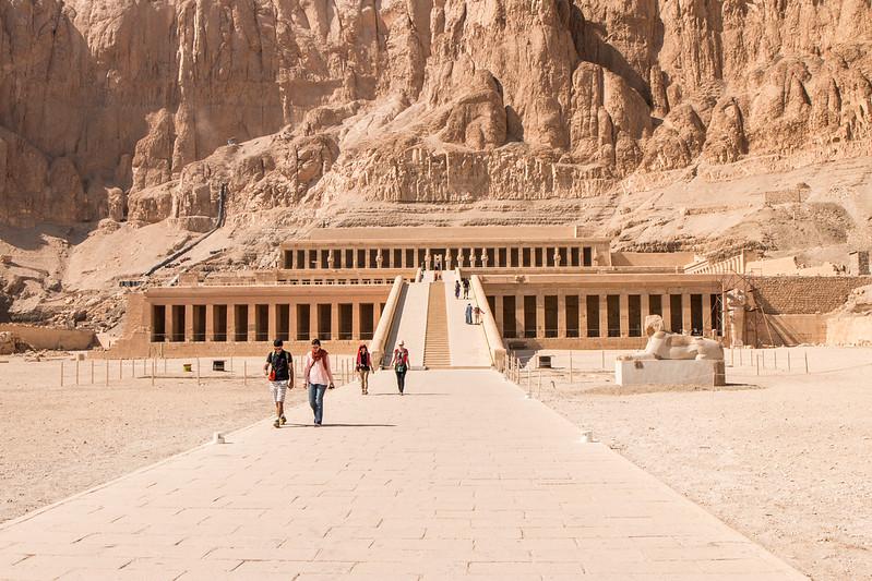 Temple of Hatshepsut, Egypt