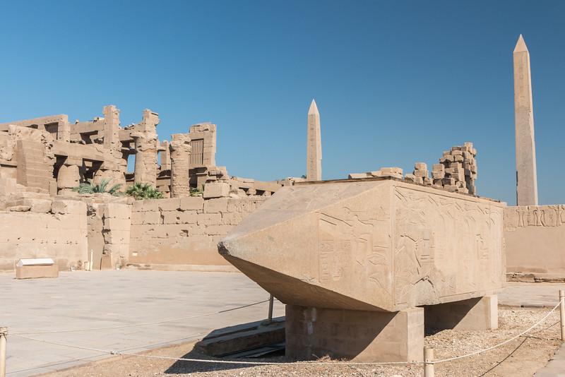 Obelisks, Karnak, Luxor, Egypt