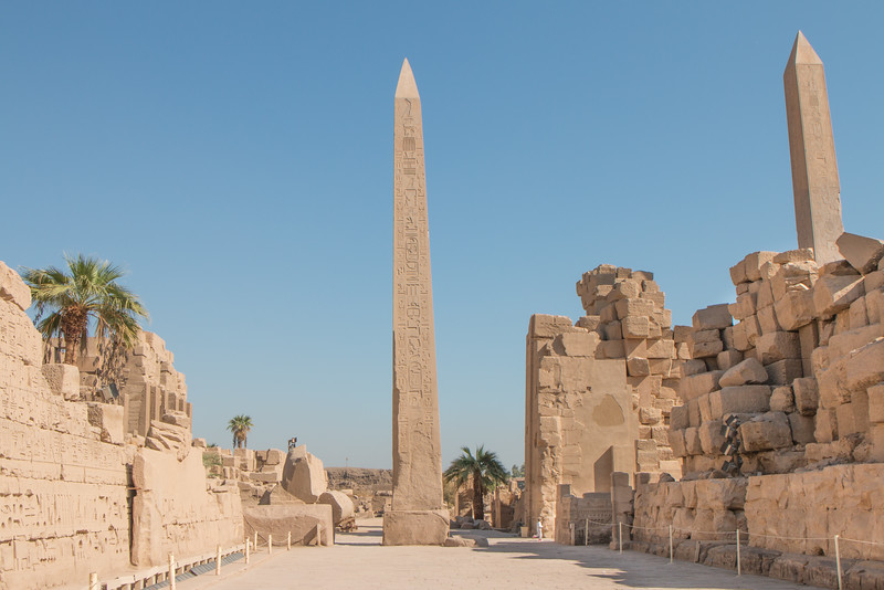 Obelisk, Karnak Temple, Egypt