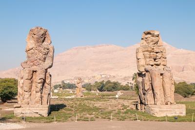 Colossi, Egypt