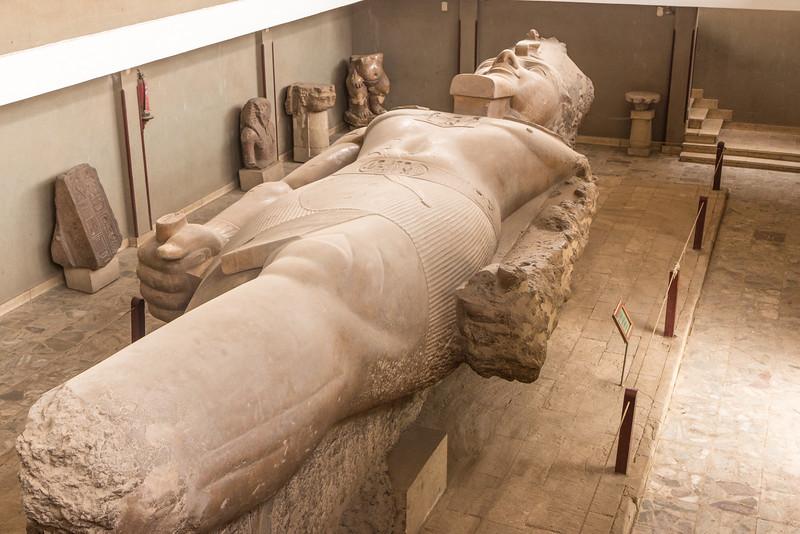 Ramesses II, Memphis, Egypt
