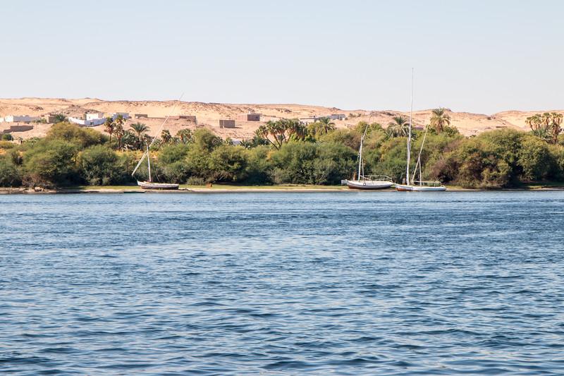 Nile bank